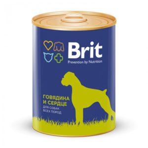 Brit Premium Beef & Heart
