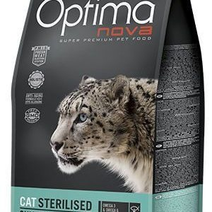 Optima Nova Cat Sterilised Chicken & Rice 75/40