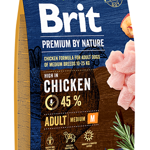 Brit Premium by Nature Adult M