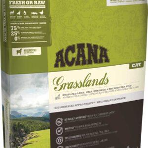 Acana Grasslands Cats 75/25 (Курица ,Индейка)