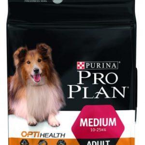 Pro Plan Medium Adult (курица и рис)