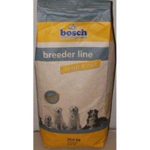 "Bosch BREEDER Lamm & Reis (Бош ""Бридер Ягненок с Рисом"")"