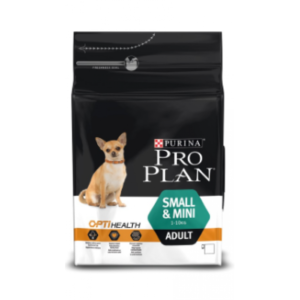 Pro Plan Small & Mini Adult (курица, рис)