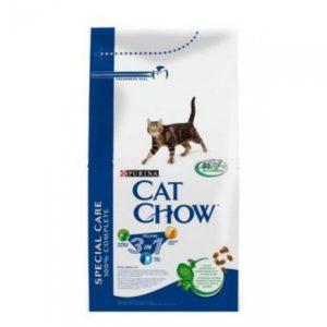 Cat Chow 3 in 1 для кошек