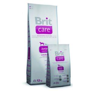 Brit Care Junior Large Breed (Ягнёнок Рис)