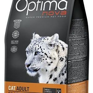 Optima Nova Сat Adult Salmon & Rice 75/40