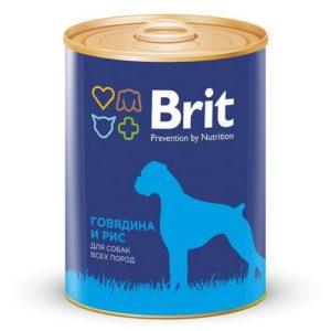Brit Premium Beef & Rice