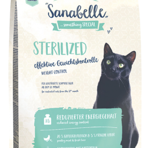 Bosch Sanabelle STERILIZED