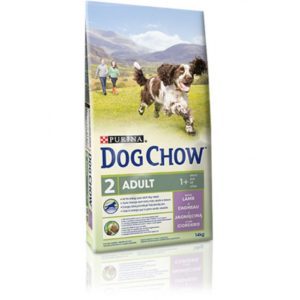 Dog Chow Adult ягненок