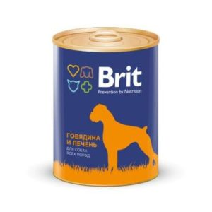 Brit Premium Red Meat & Liver