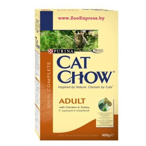 Cat Chow Adult Chicken & Turkey