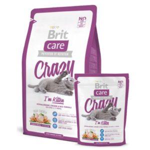 Brit Care Cat Grazy Kitten