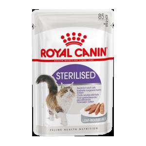 Royal Canin Sterilised в паштете (Упаковка 12шт.)