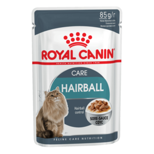 Royal Canin Hairball Care в соусе (Упаковка 12шт.)