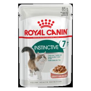 Royal Canin Instinctive +7 кусочки в соусе (Упаковка 12шт.)