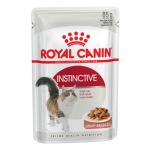 Royal Canin Instinctive в соусе (Упаковка 12шт.)