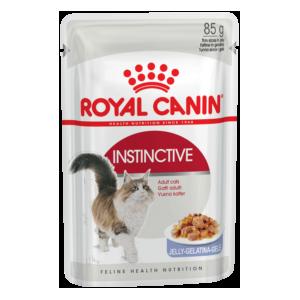 Royal Canin Instinctive в желе (Упаковка 12шт.)
