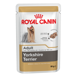 Royal Canin Yorkshire Terrier Adult паштет (Упаковка 12шт.)