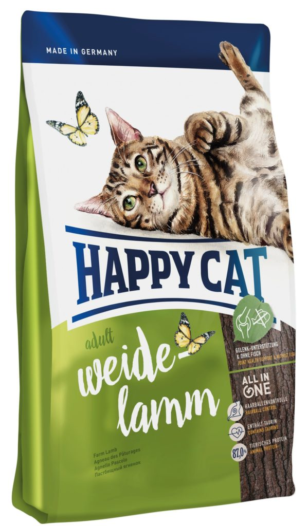 Happy Cat Supreme Weide-Lamm (Пастбищный Ягнёнок)