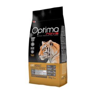Optima Nova CAT ADULT CHICKEN & POTATO