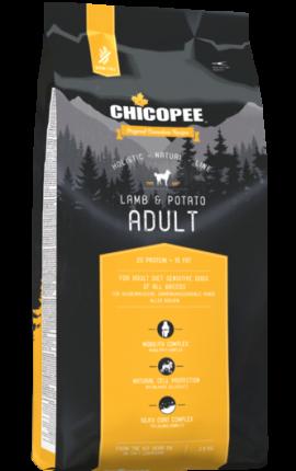 Chicopee HNL Эдалт (Ягненок с Картофелем)