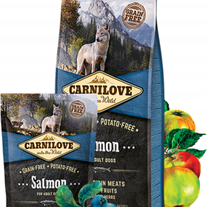 Carnilove Salmon for adult dogs (Лосось)