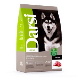 Darsi Active для собак всех пород
