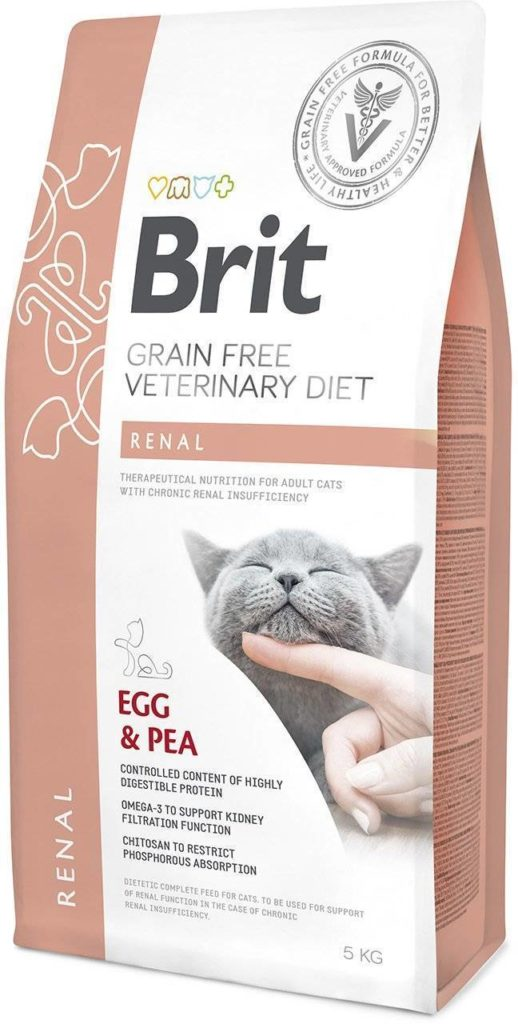 Brit VD Cat Grain free Renal