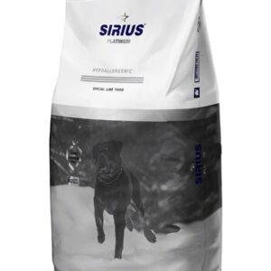 SIRIUS Сухой корм для взрослых собак (индейка с овощами)